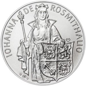 Johana - stříbrná mince