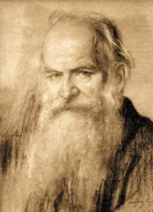 01 Hlávka - portrét Františka Ondráčka (Lužany 1906)