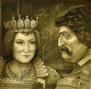 Johanka a Jiří kompri