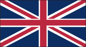 Vlajka Velký Británie
