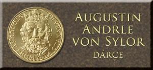 13 Mramorová deska Augustin Andrle