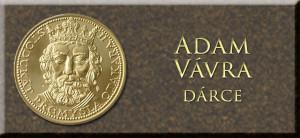 17 Mramorová deska Adam Vávra