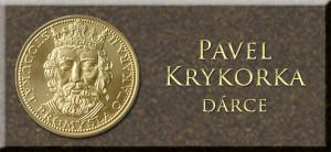 22 Mramorová deska dárců Pavel Krykorka