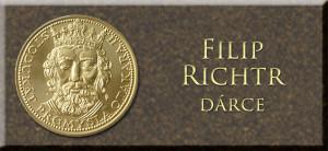 25 Mramorová deska dárců Filip Richtr