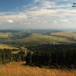 Pohled z Klínovce