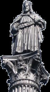 Karel ve Varech na průhledném pozadí